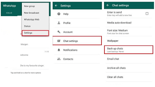 Cara Menurunkan Versi WhatsApp Menjadi Versi Lama Di Android