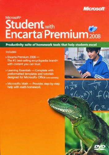 encarta 2008 gratuit version franais