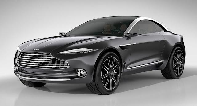 Aston Martin, Reports, SUV