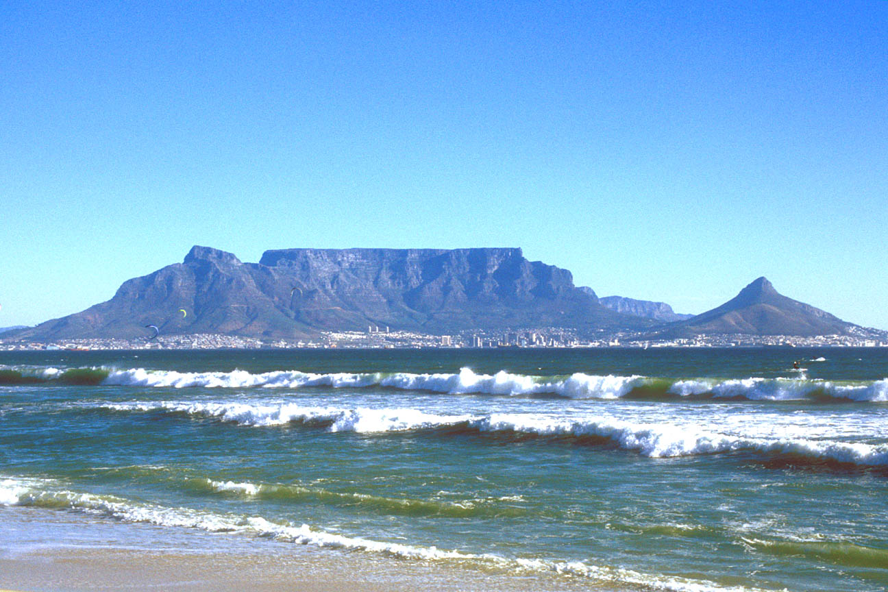 Table Mountain - África do Sul