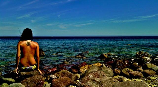 The Sea - Photography.