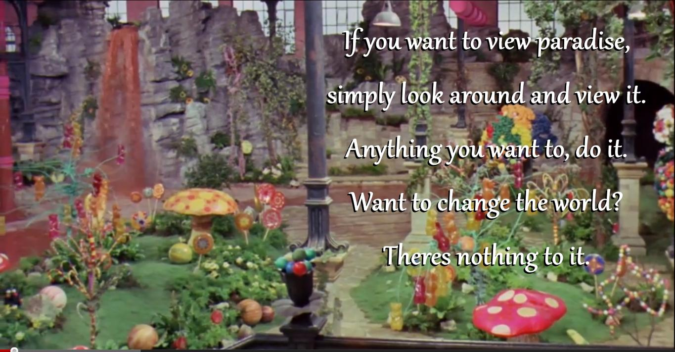 Charlie And The Chocolate Factory Lyrics Come With Me