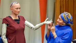 صوفيا الروبوت الروبوت صوفيا  الروبوت صوفيا يوتيوب من هي الروبوت صوفيا ما هو الروبوت صوفيا معلومات عن الروبوت صوفيا فيديو صوفيا الروبوت