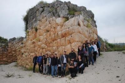 Ιωάννινα: Επίσκεψη στον αρχαιολογικό χώρο της Ακρόπολης Καστρίτσας - ΝΕΑ ΑΚΡΟΠΟΛΗ