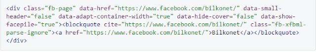 Cara Memasang Widget Like Fanspage Facebook Di Blogger