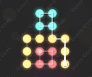 Solution, Cheats, Walkthrough for Neon Hack [Current Flow] Level 19