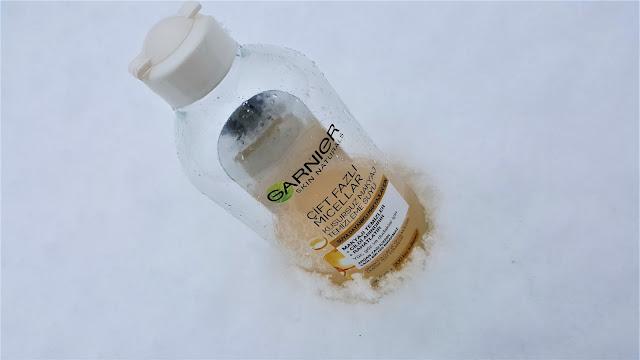 Garnier Çift Fazlı Micellar Kusursuz Makyaj Temizleme Suyu | Argan Yağlı