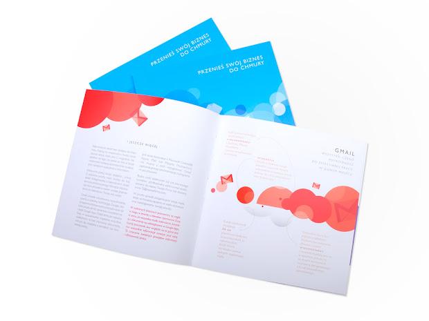 Tak może wyglądać ulotka-książeczka o budżecie - źródło Viperprint.pl