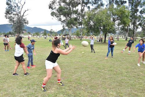 Promoción del rugby femenino en Salta