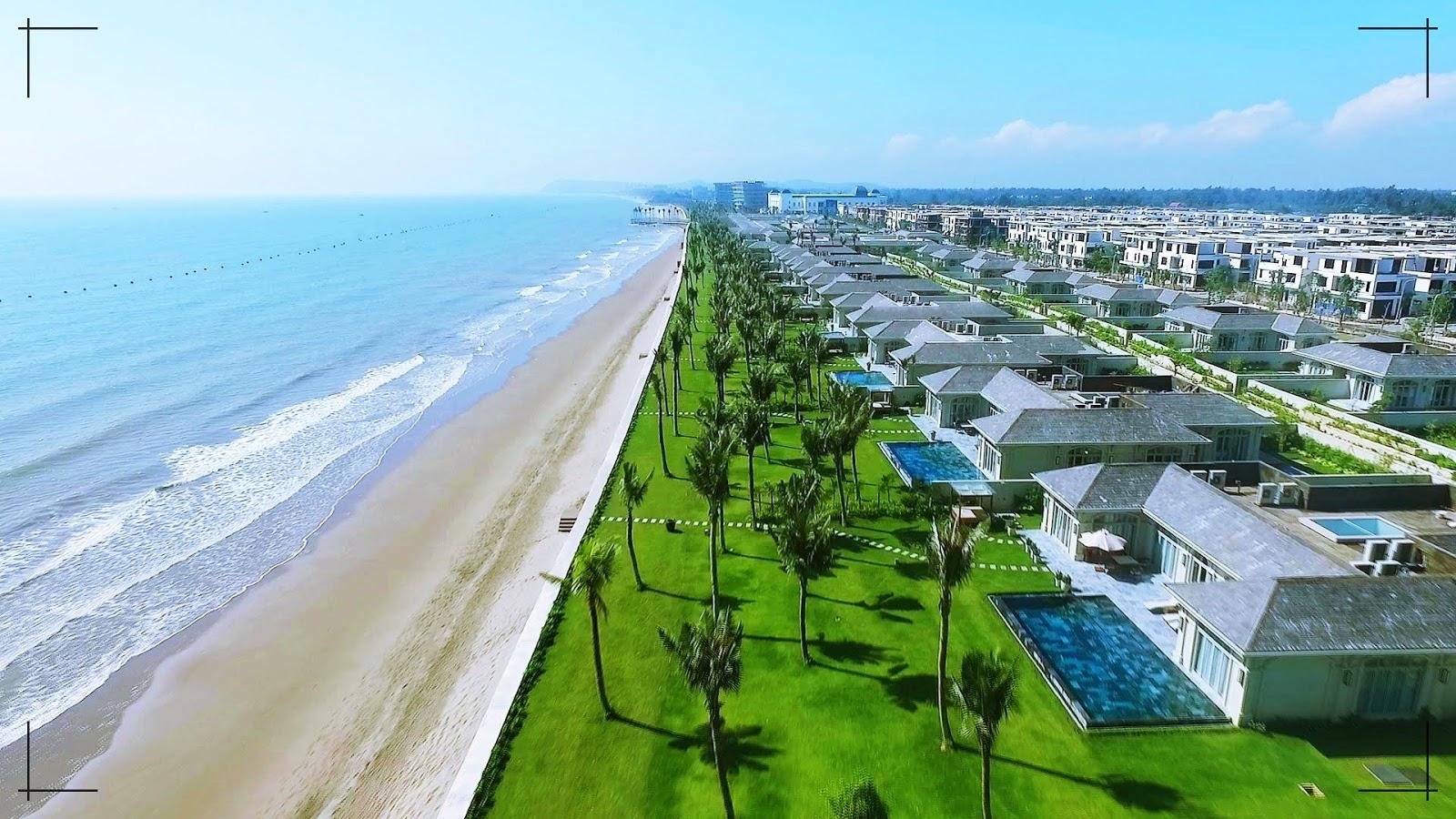 Biển Đà Nẵng đầy tiềm năng để phát triển du lịch nghỉ dưỡng