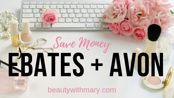 Ebates - Avon online shopping