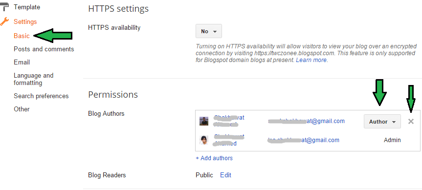 Enable Multi Author In Blogger-5