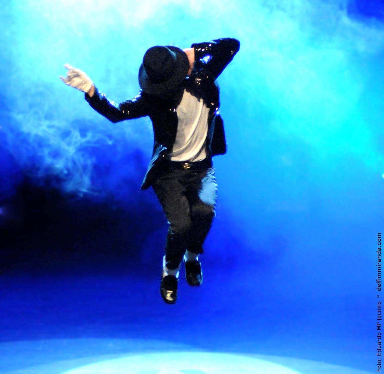 Delfim Miranda - Michael Jackson Tribute - Billie Jean - Jump