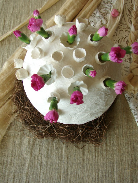 Centrotavola Matrimonio Stile Rustico : Eco wedding design il matrimonio ecologico in stile