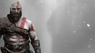 God of War 4 Kratos hd wallpaper 1920x1080