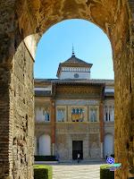 Sevilla - Palacio de Pedro I en el Alcázar