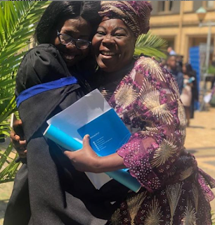 Nigerian Bags First Class From South African University, Shares Her Story