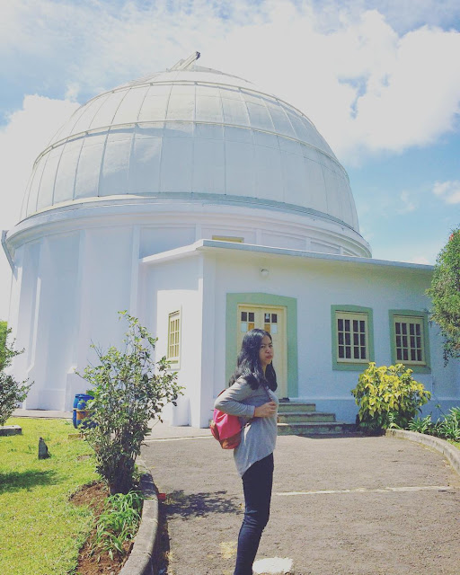 foto observatorium bosscha di lembang bandung