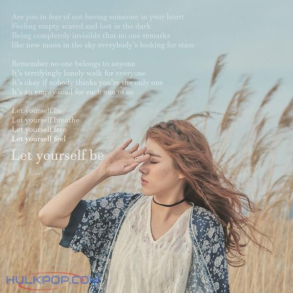 LIM SOO YEON – Let Yourself Be – Single