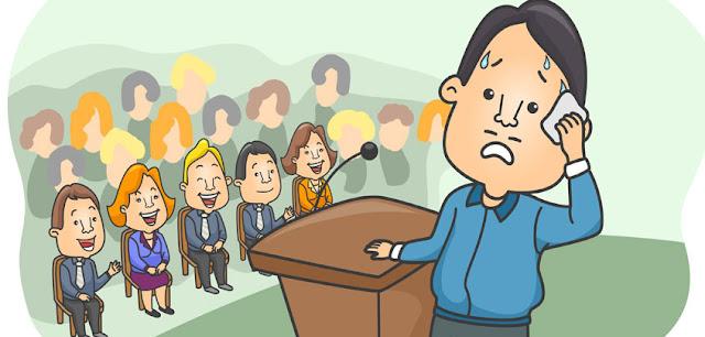Como falar em público e vencer o nervosismo