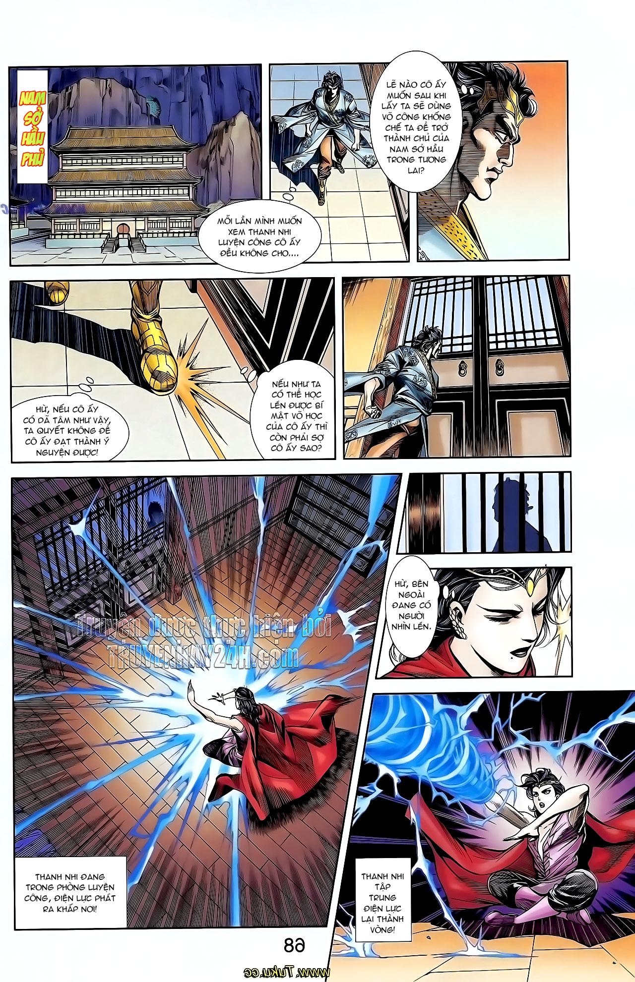 Cơ Phát Khai Chu Bản chapter 127 trang 27