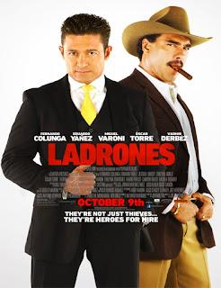 Ladrones (2015) [Latino]