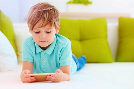 Anak Bermain Gadget