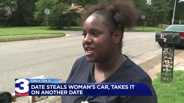 DAFUQ: Man steals date's car, then uses it for another date