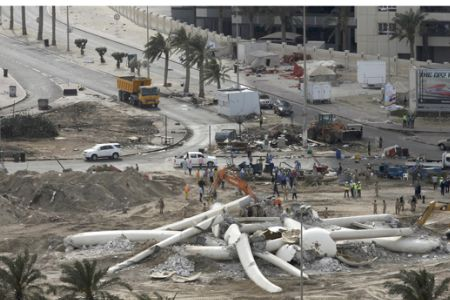China Matters: Bahrain and Saudi Arabia's Rulers Goose-Step to the