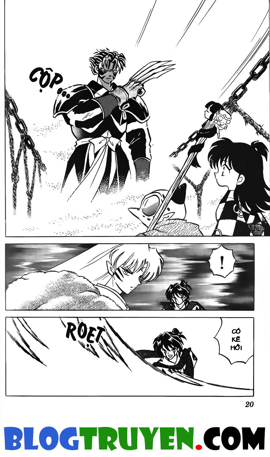 Inuyasha vol 27.1 trang 16