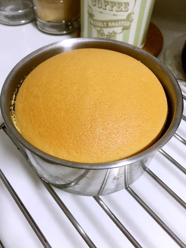 Jeannie Tay Butter Sponge Cake
