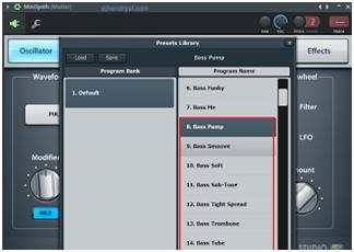 Bass Preset Inside FL Studio   Music and Remix