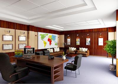 Đưa phong thủy vào thiết kế văn phòng làm việc