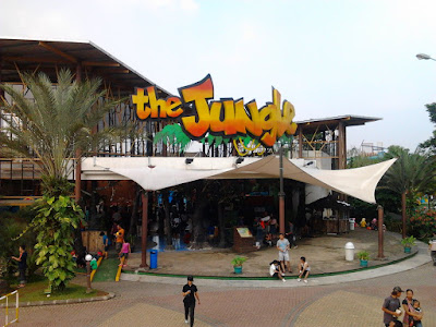 Review dan Harga Tiket The Jungle