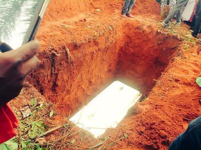 gracious akujobi grave