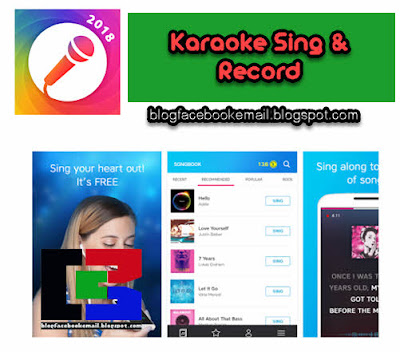 download aplikasi Karaoke Sing & Record terbaru