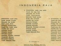 Lagu Indonesia Raya Tiga Stanza Dirilis 28 Oktober 2017