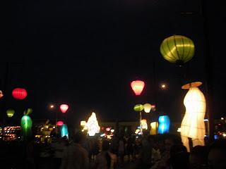 Hoi An dans la nuit