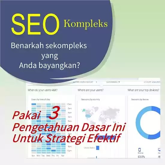 seo tutorial belajar search engine optimization