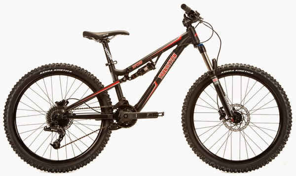 2015 Transition Ripcord Black