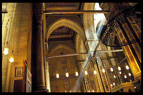 خصائص الفنون الإسلاميه