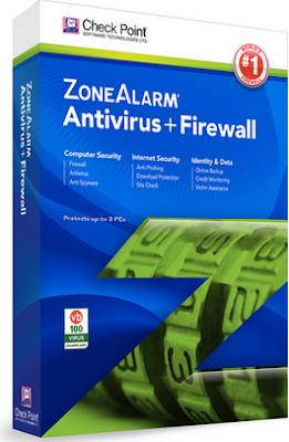 ZoneAlarm Free Antivirus 2016 Installer Download