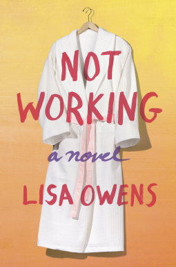 Not Working, novel by Lisa Owens