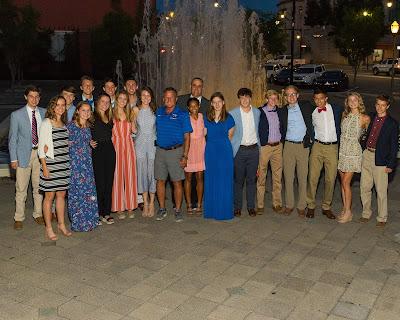 Montgomery Catholic Holds Athletic Banquet to Honor 2018-19 Athletes 3