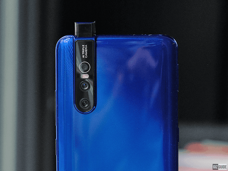 Triple-cam of V15 Pro