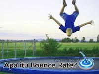 Apa itu Bounce Rate - Bagaimana Pengaruhnya Pada SEO dan Ranking Blog?