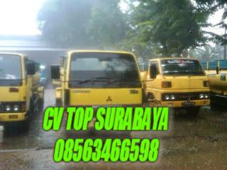 Sedot WC CV TOP Surabaya Bima Sakti