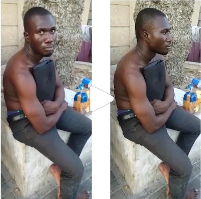 Nigeria man jumps down from 2 storey building over family pressure in Dubai