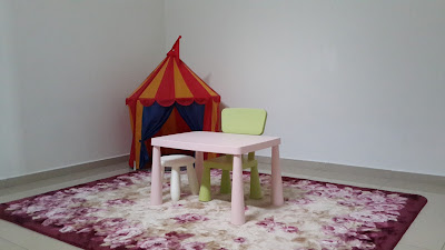 Ruang Kanak-kanak Oh My Melaka Homestay