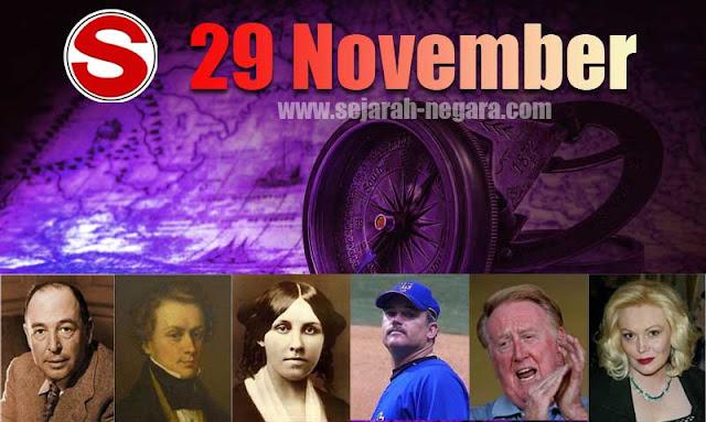 Gambar ilustrasi Sejarah 29 November